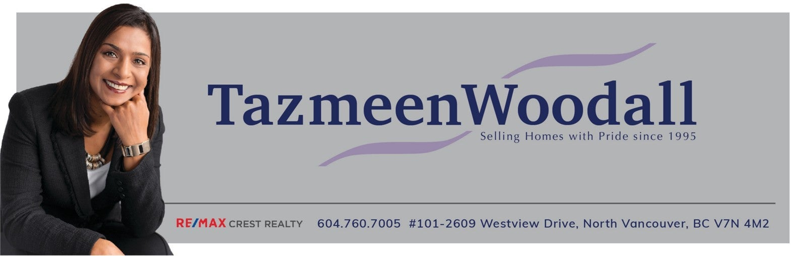 Read why clients are raving about Tazmeen Woodall, Condo Expert