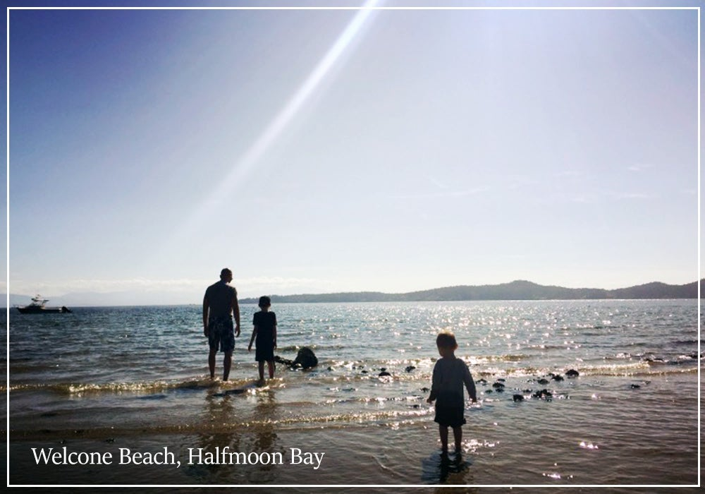 Welcome Beach, Halfmoon Bay, Sunshine Coast, BC