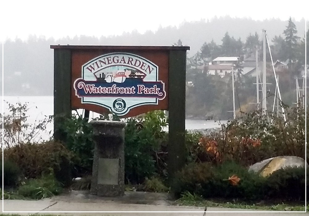 Winegarden Waterfront Park 474 S Fletcher Road, Gibsons BC