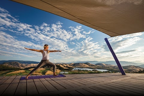 Predator Ridge in Vernon - Luxury Lifestyle Yoga