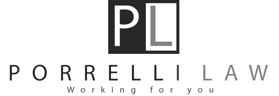 Porrelli Law Logo