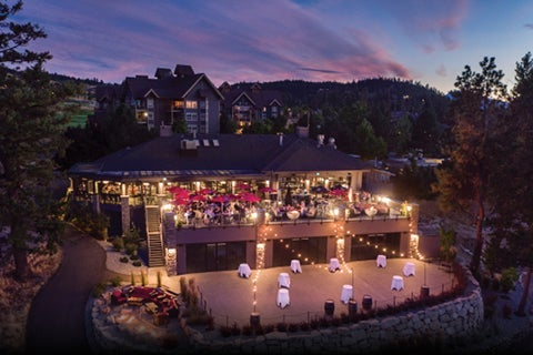 Predator Ridge in Vernon - Luxury Lifestyle Restaurant