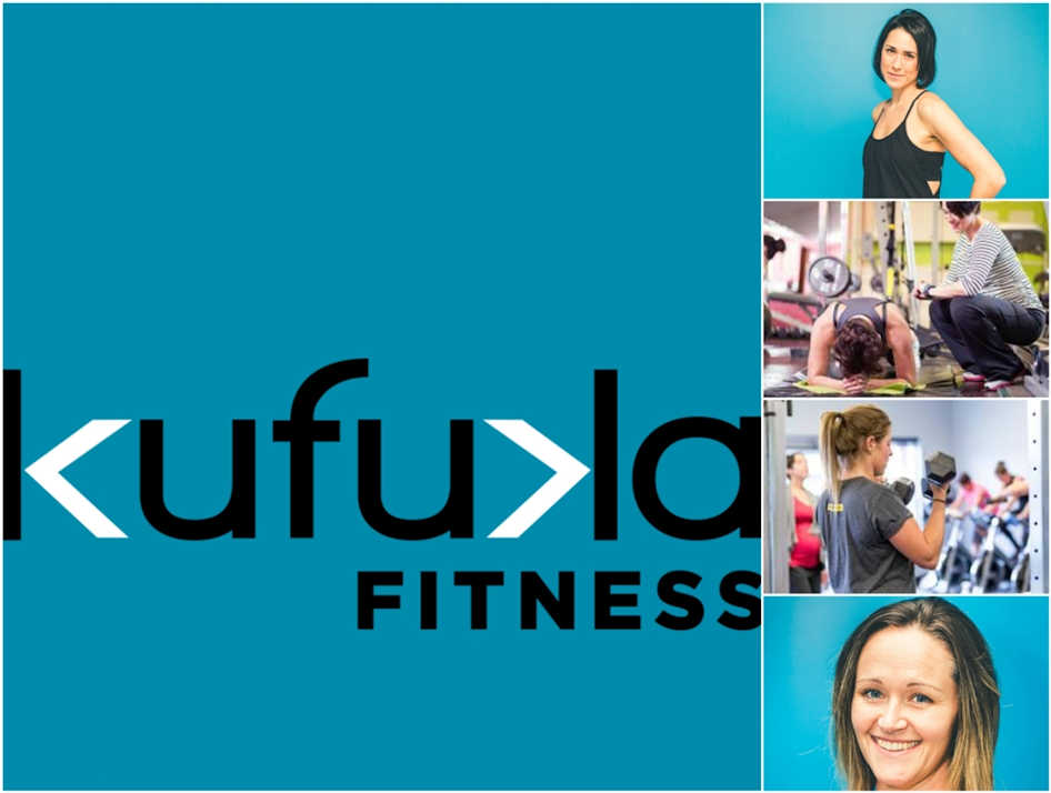 Kufuka Fitness Collage