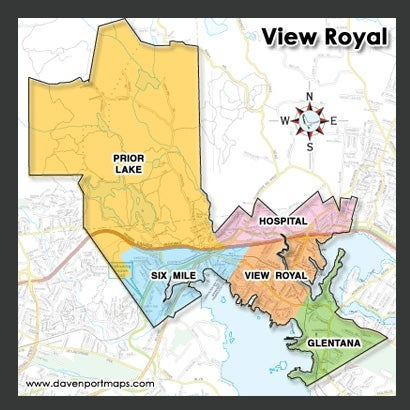 View Royal Condo Map