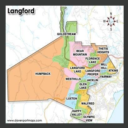 Langford Condo Map