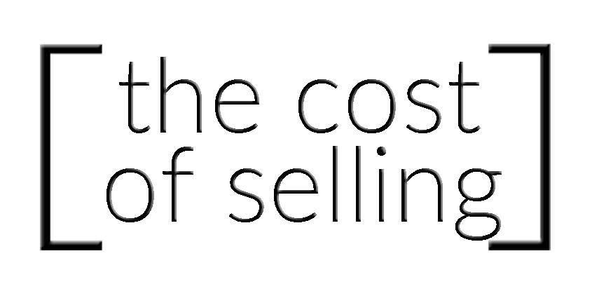 The Cost of Selling
