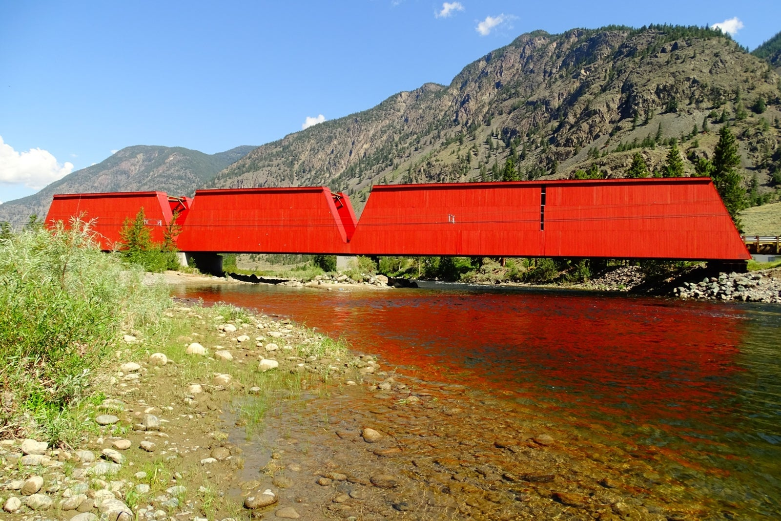 Red Bridge Keremeos BC Real Estate