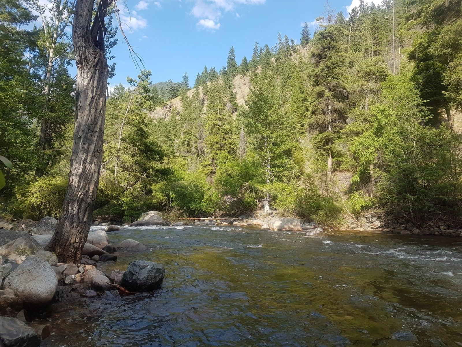 Ashnola River BC