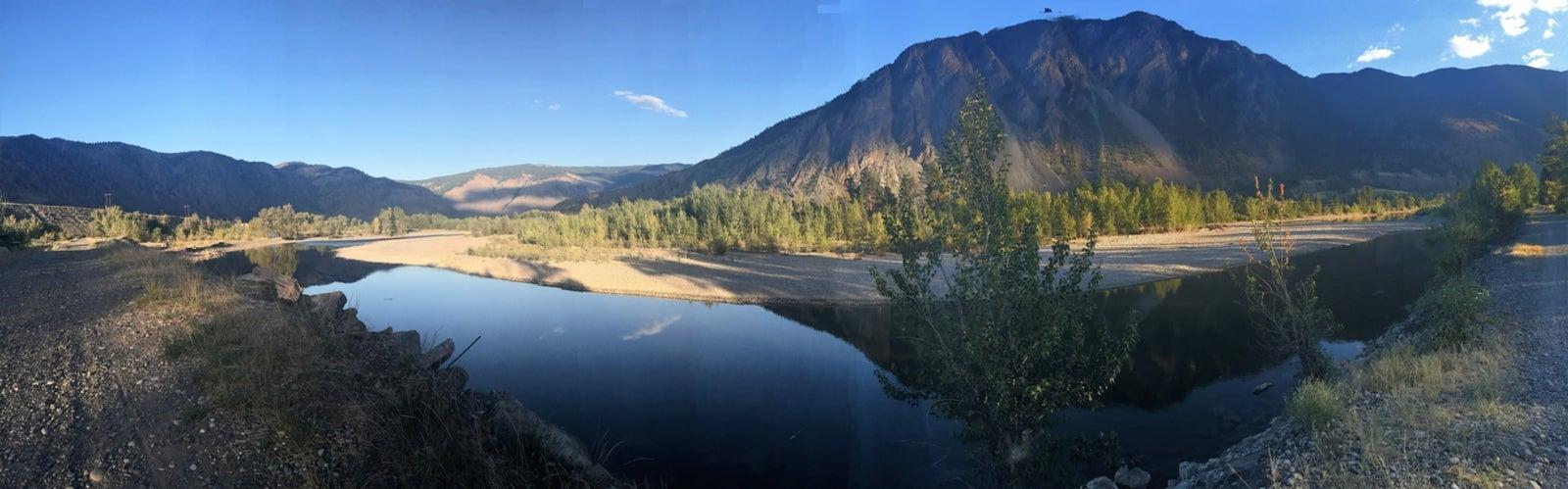 Similkameen River Keremeos BC