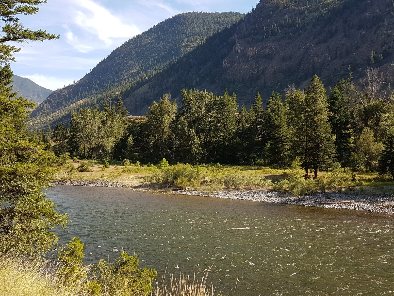 Similkameen River BC