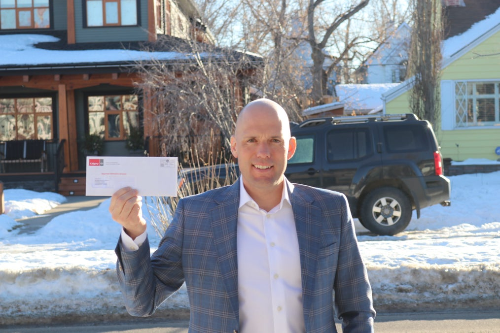 City of Calgary Tax Assessment