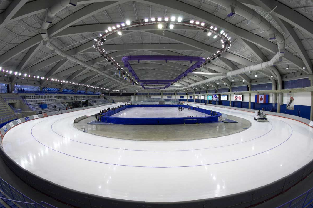 The Fastest Ice on Earth, Olympic Oval Calgary
