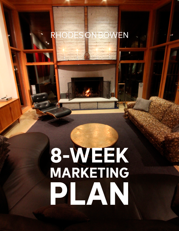 8-Week Marketing Plan
