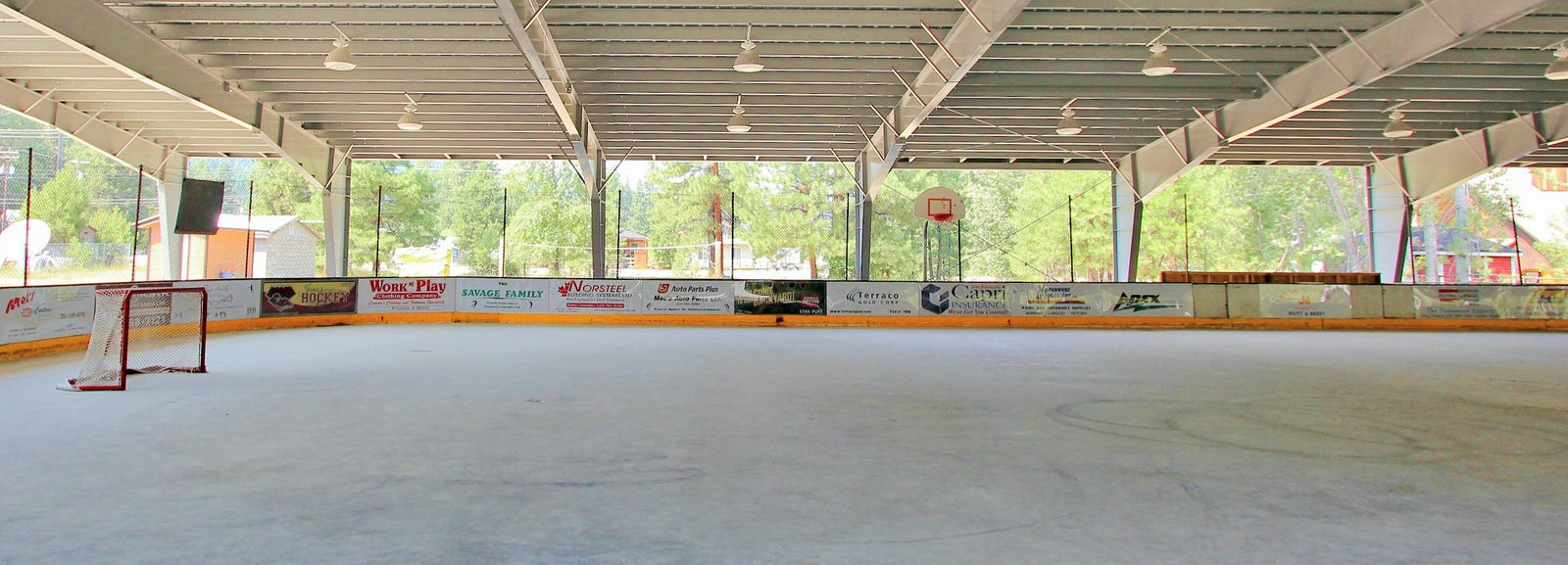 Tulameen Ice Rink