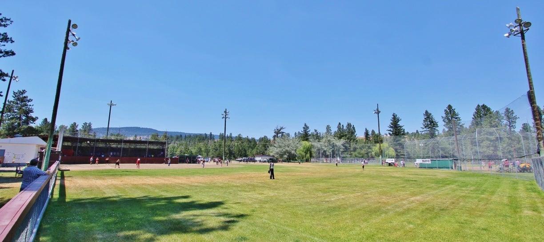 Princeton Baseball Field