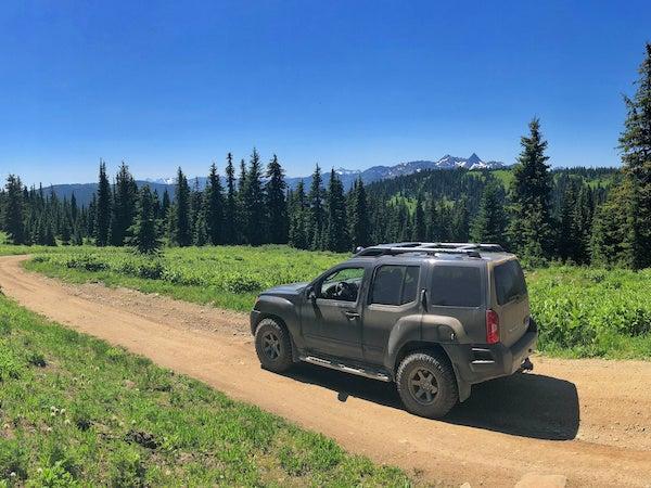 Wells Lake Trail