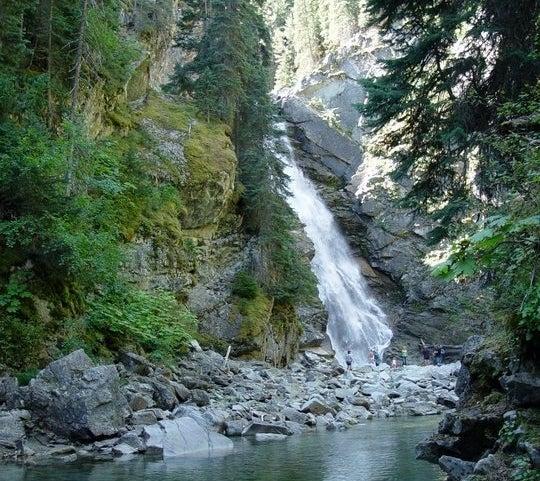 Tulameen Falls