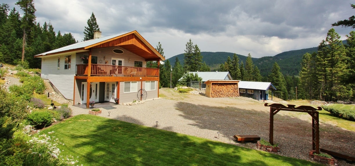 Amazing acreage at 2238 Princeton Summerland Road