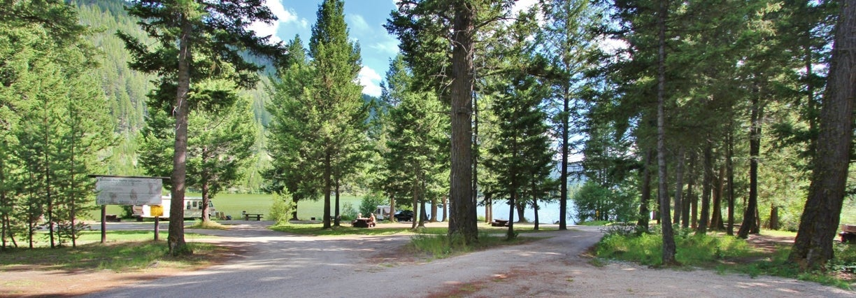 Chain Lake Recreation Campground