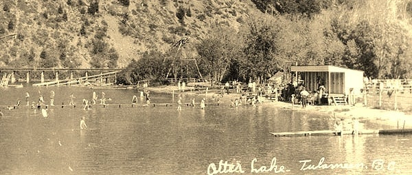 Historic Otter Lake Beach