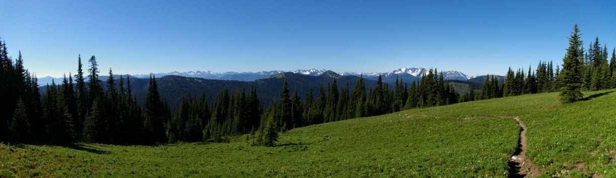 Manning Park Hiking Trail