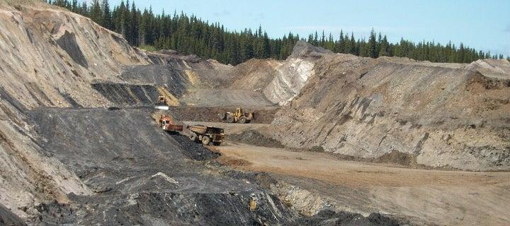 Coalmont Coal Mine