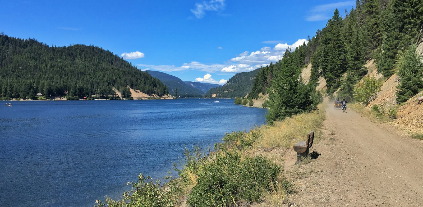Trans Canada Trail near Otter Lake