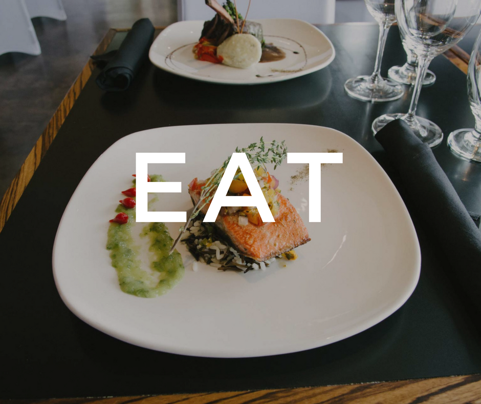 Eats in Osoyoos Properties