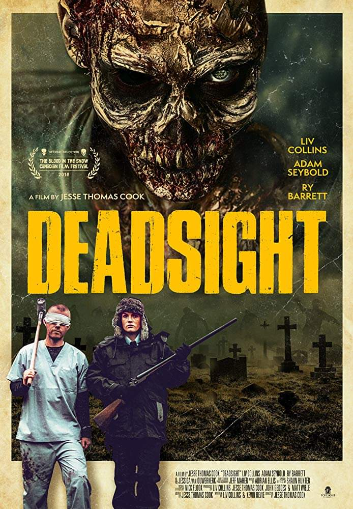 Resultado de imagem para deadsight 2018 poster