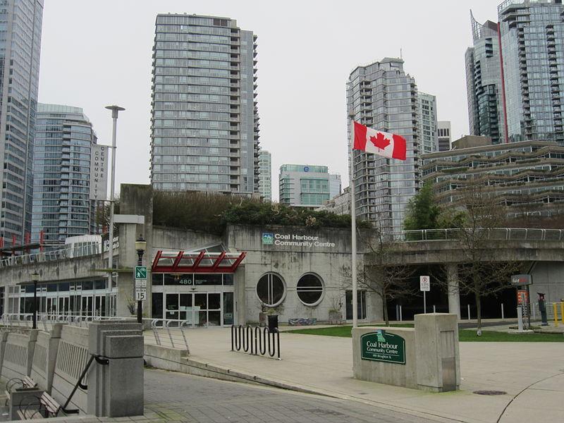 City of Vancouver Coal Harbour Community Centre