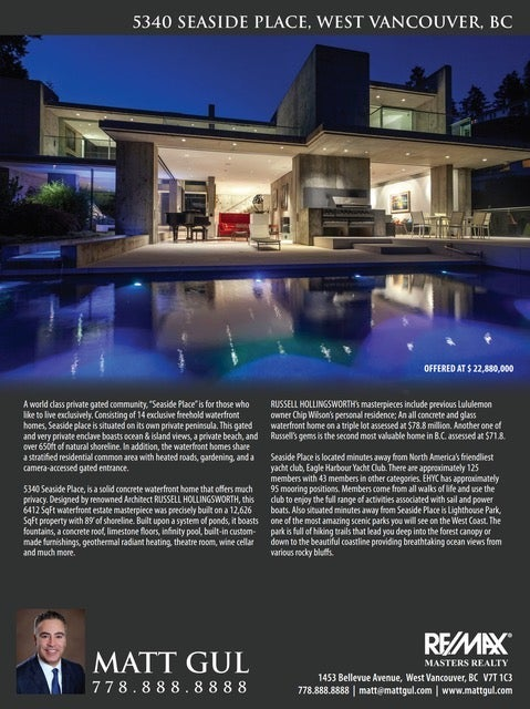 Marvelous West Vancouver Real Estate Matt Gul Luxury Waterfront Home Interior And Landscaping Ologienasavecom