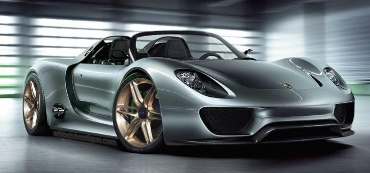 Porsche | luxury car