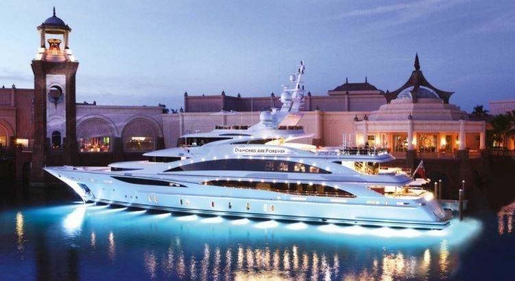 designer yachts
