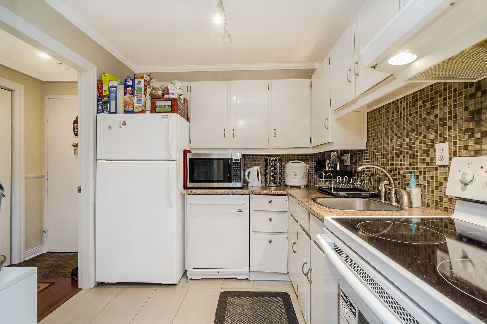 Exciting two bedroom condo