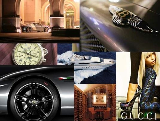 luxury real-estate, destinations, yachts, cars, watches, jewelry, travel, and more