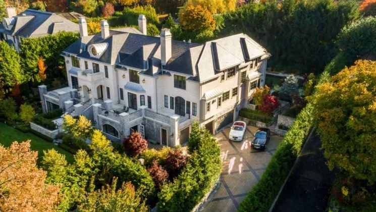 Vancouver luxury homes