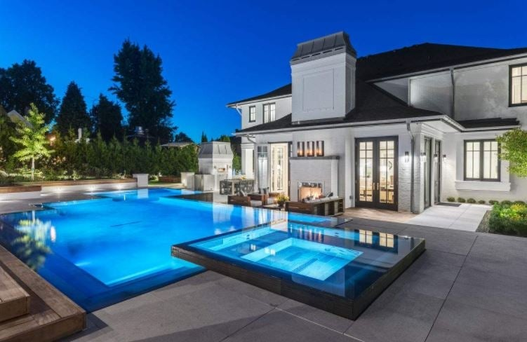 luxury homes vancouver