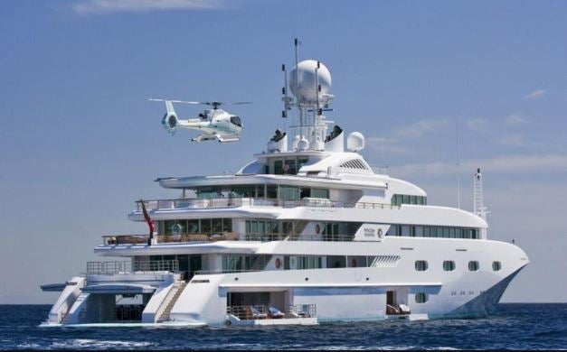 luxury dream yachts