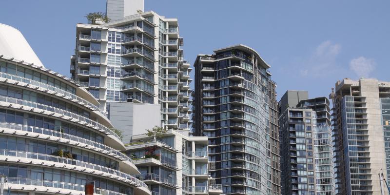 Vancouver Luxury penthouse