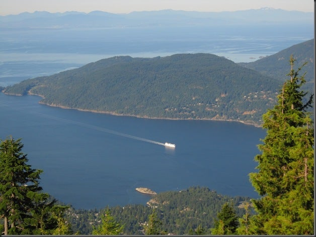 West Vancouver View