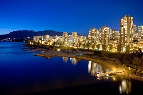 West Vancouver Skyline