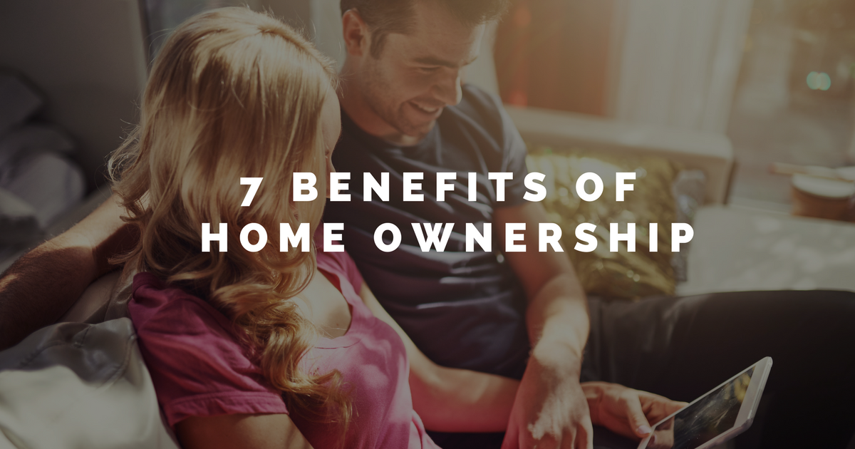 Dave Masson - Benefits of Owning a Home