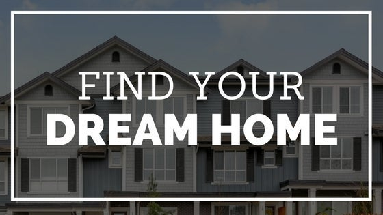 Button to find your Dream Home