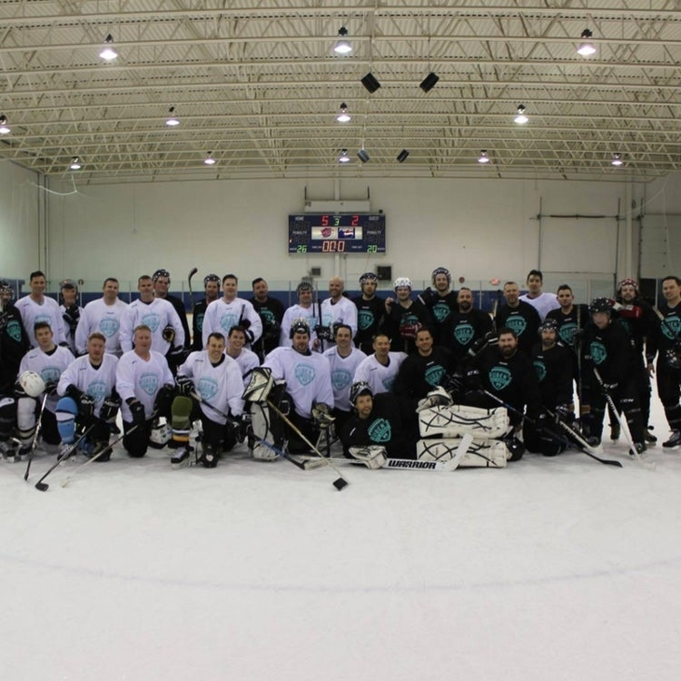 Image of Dave Masson's Ruben's Classic Charity Hockey Game