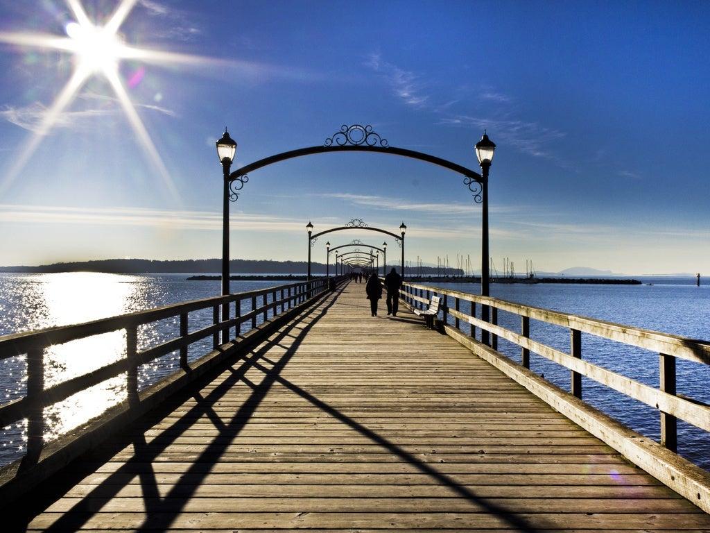 White Rock Pier, BC