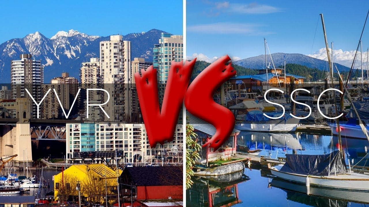 Investing in BC real estate: Vancouver or the Sunshine Coast?