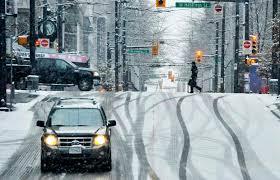 vancouver condo snow