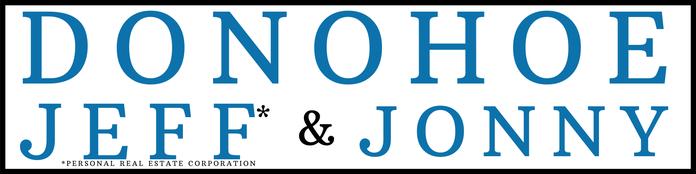 Jeff Donohoe & Jonny Donohoe - Re/Max Crest