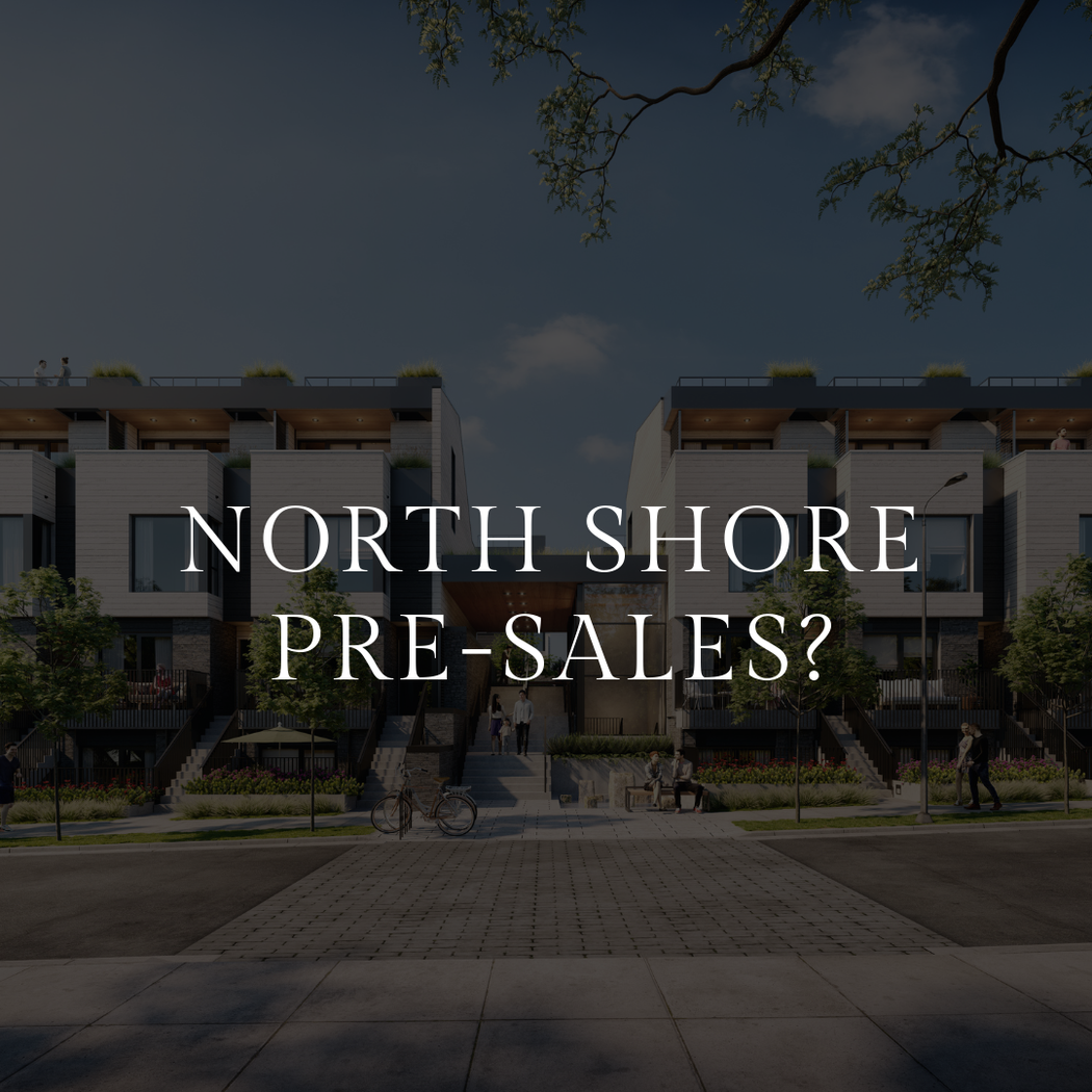 North Shore Pre-Sale Developments - View Current Projects