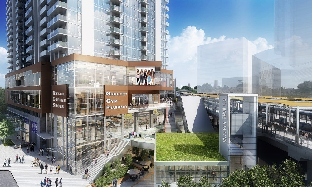 Gilmore Place by Onni Brentwood Burnaby Presale